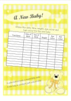 Free printable baby shower games guess the weight free printable baby shower games guess the weight neutral maxwellsz